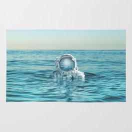 scuba space Rug