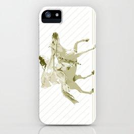 Bullet Flying iPhone Case