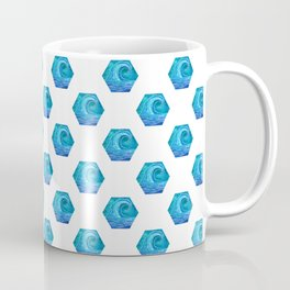 4 elements: Water Coffee Mug