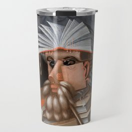 The Librarian - Giuseppe Arcimboldo Travel Mug