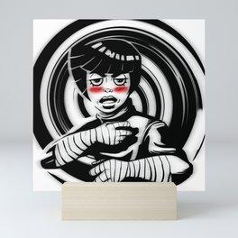 Drunken Fist Mini Art Print