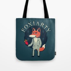 Foxiarty Tote Bag