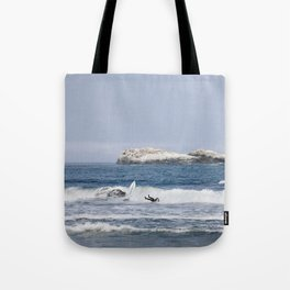 The Wipeout Tote Bag