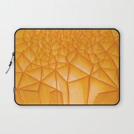 Geometric Plastic Laptop Sleeve