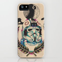 Drop it like its Hoth iPhone Case