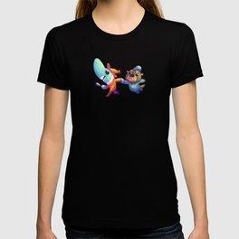 Detective Crossing T-shirt