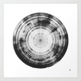 Sound of Jupiter Art Print