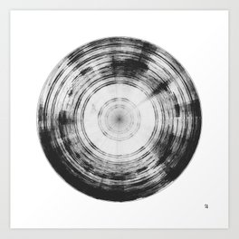 Sound of Jupiter Art Print