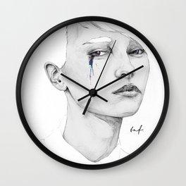 Selfishness Wall Clock