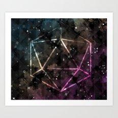 Midnight Constant Art Print