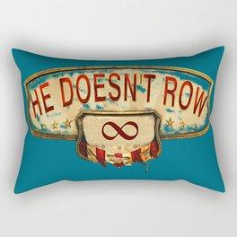 Bioshock Infinite Rectangular Pillow