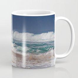 Stormy Sunset Beach Coffee Mug