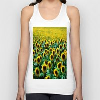 infinity Tank Tops featuring Infinity by Robin Curtiss