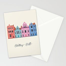 Vector Cities - Notting Hill Stationery Cards
