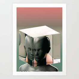 BX Art Print
