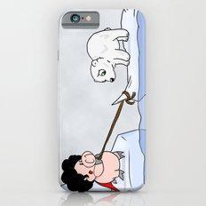 Saving the polar bears Slim Case iPhone 6s