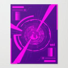 CHILL OR GO KILL BILL / [7.15.13.] Canvas Print