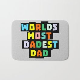 Dad Bath Mat