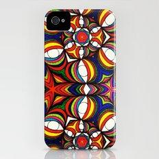 infinite eyes iPhone (4, 4s) Slim Case