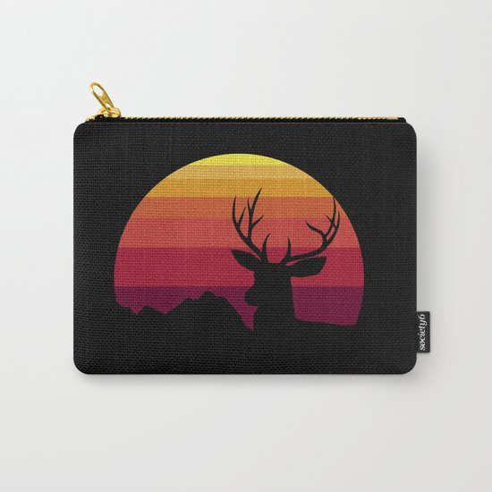 wild sunset Carry-All Pouch