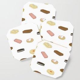 biscui - biscuit pattern Coaster