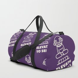 Elevate Yo Self Duffle Bag