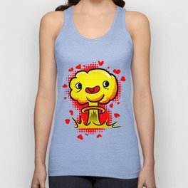 War Is Love Unisex Tank Top