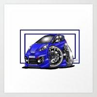honda Art Prints featuring Honda  by Xr1s