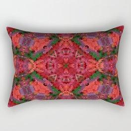 Ornament, ethnic, geometric 12 Rectangular Pillow