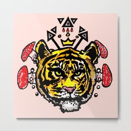 king khan Metal Print