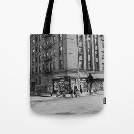 East Village Corner III Tote Bag