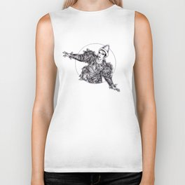 Ashes to Ashes Biker Tank