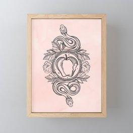 Garden of Eden Framed Mini Art Print