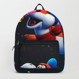 fly free Backpack