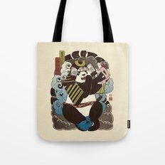 Pantoo Tote Bag