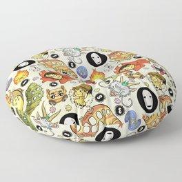 Ghiblipalooza! Floor Pillow