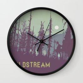 goldstream Wall Clock