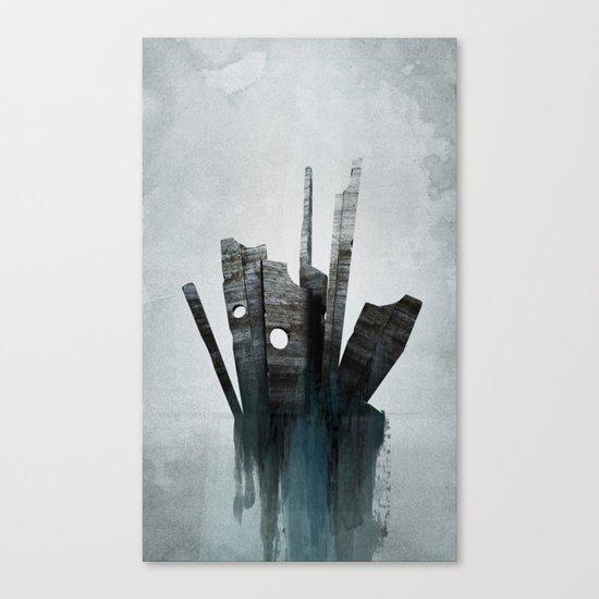 Pathfinder - Experimental Canvas Print