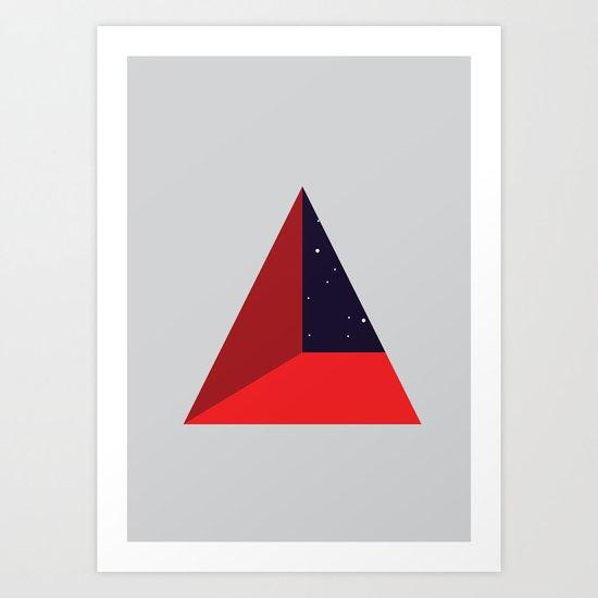 SKYCORNER Art Print