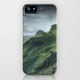 Up in the Clouds iPhone Case