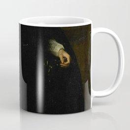 Anthony van Dyck - Portrait of a Man from the van der Borght Family, perhaps François van der Borght Coffee Mug
