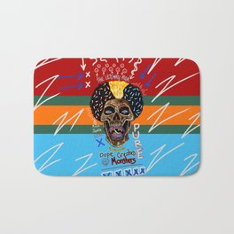Dope Creates Monsters Ultimate Bath Mat
