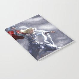 Lady Thor Notebook
