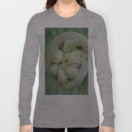 Furled Fern Soon to Unfurl Long Sleeve T-shirt