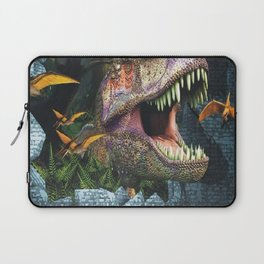 ANCIENT ANIMALS Laptop Sleeve