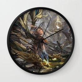 Protecting the Nest Wall Clock