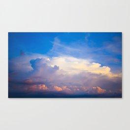 Wisp Canvas Print