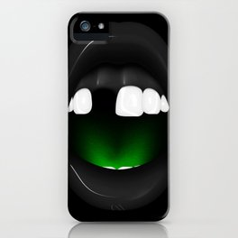 Neide - Dark version iPhone Case