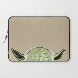SHORTYoda [Bege] Laptop Sleeve