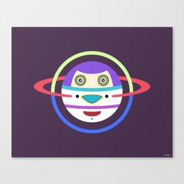Spaceman 2 Canvas Print